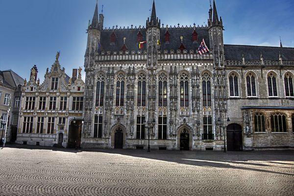 Hôtel de Ville de Bruges (1376)