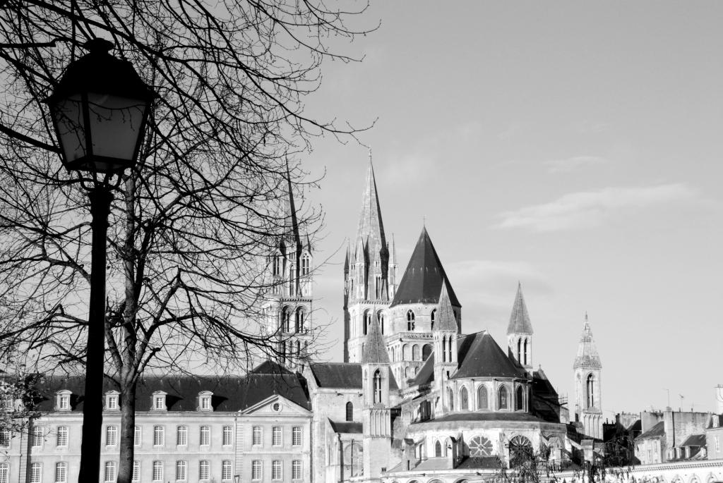 Hotel de ville de Caen