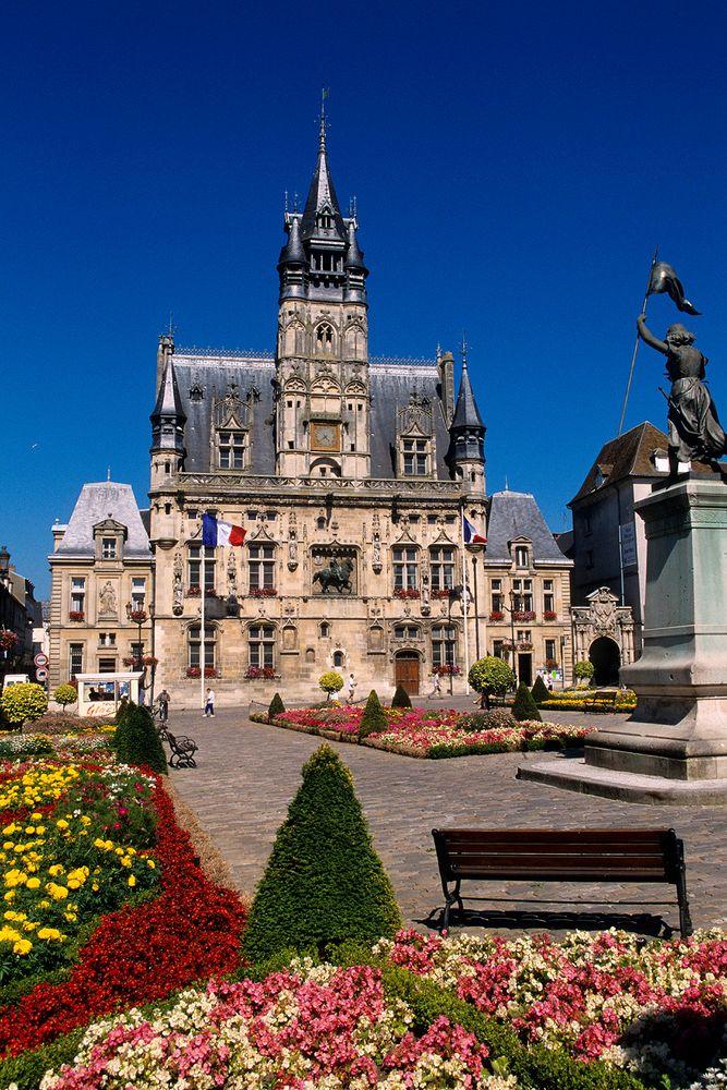 Hotel Compiegne Centre Ville