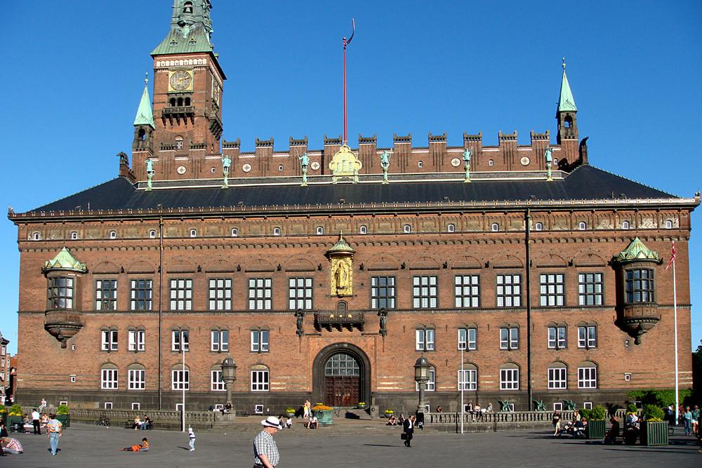 Hotel de Ville de Copenhague