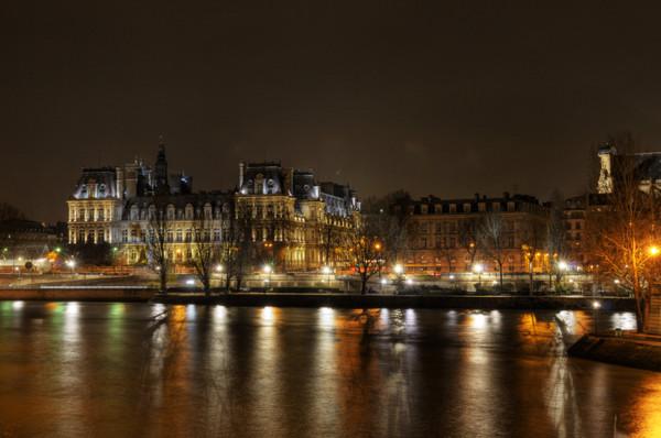 HOTEL DE VILLE DE PARIS - Fabrice FRANQUEZA
