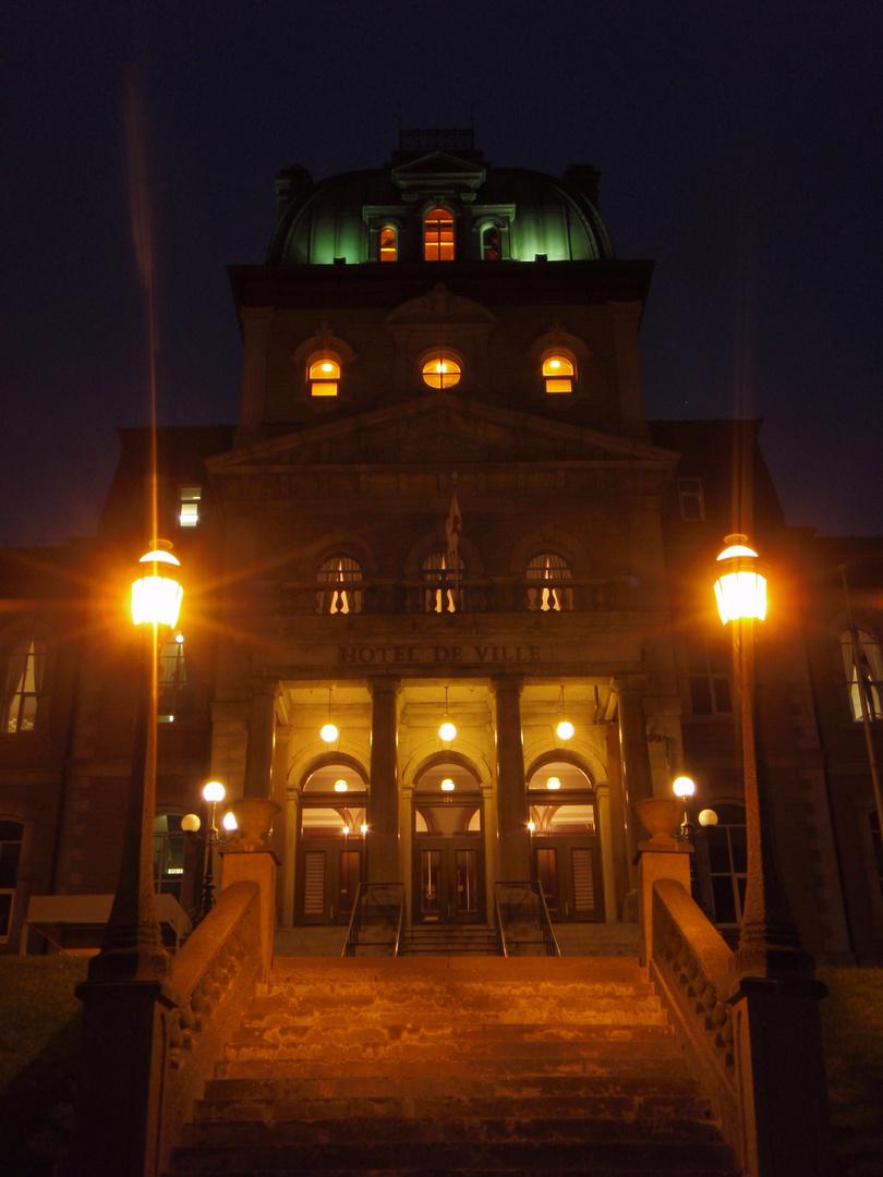 Hotel de ville de Sherbrooke no.2