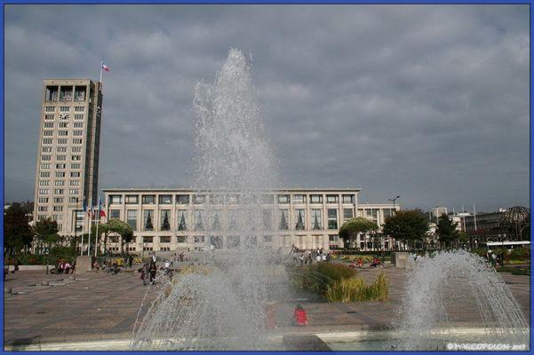 Hotel de ville du Havre