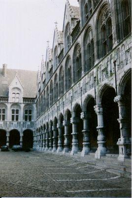 Hotel de Ville II (Mons/Belgien)