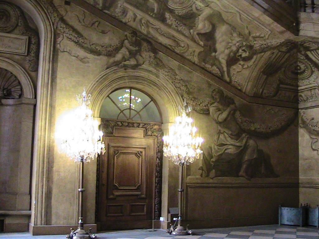 hotel de ville Lyon 3