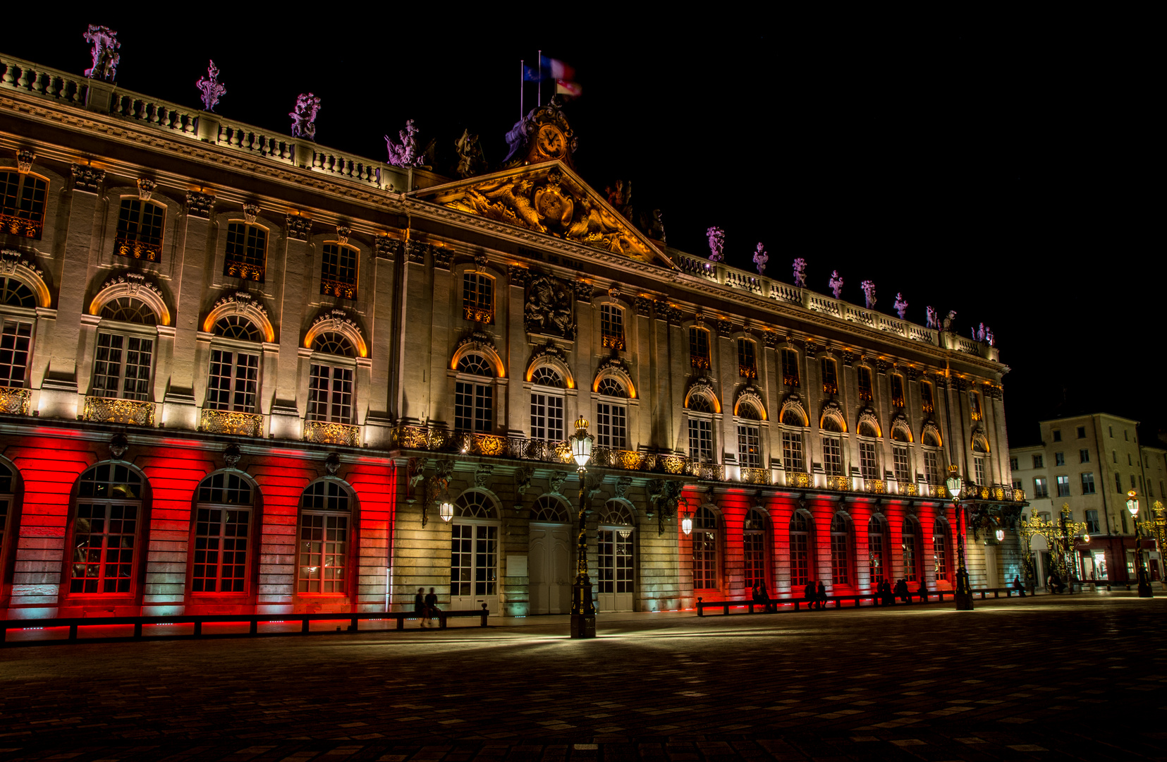 Hotel de Ville @ Place Stanislas / Nancy