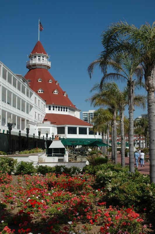 Hotel Del Coronado / San Diego