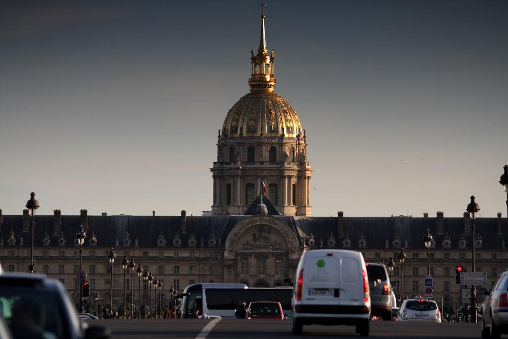 Hôtel des Invalides (II)