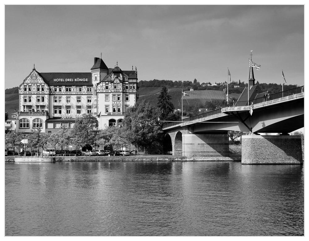 """Hotel """"Drei Könige, Bernkastel-Kues / Mosel"""""""
