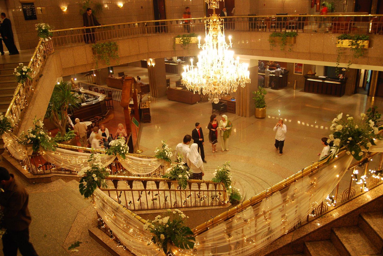 Hotel en el Cairo