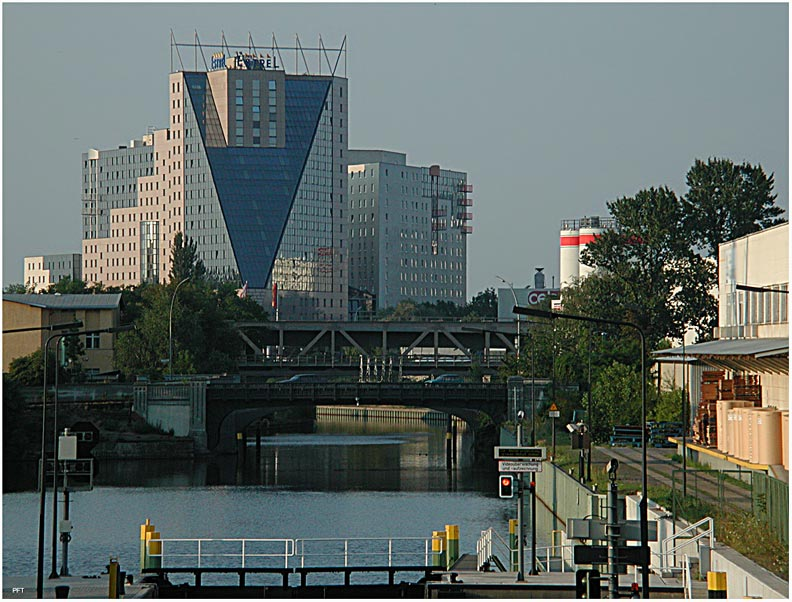 Hotel Estrel in Berlin (Neukölln)