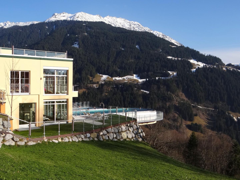 Hotel Fernblick mit Panorama-Pool