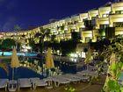 Hotel Gala bei Nacht