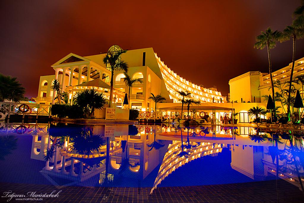 Hotel Guayarmina Princess, Tenerife