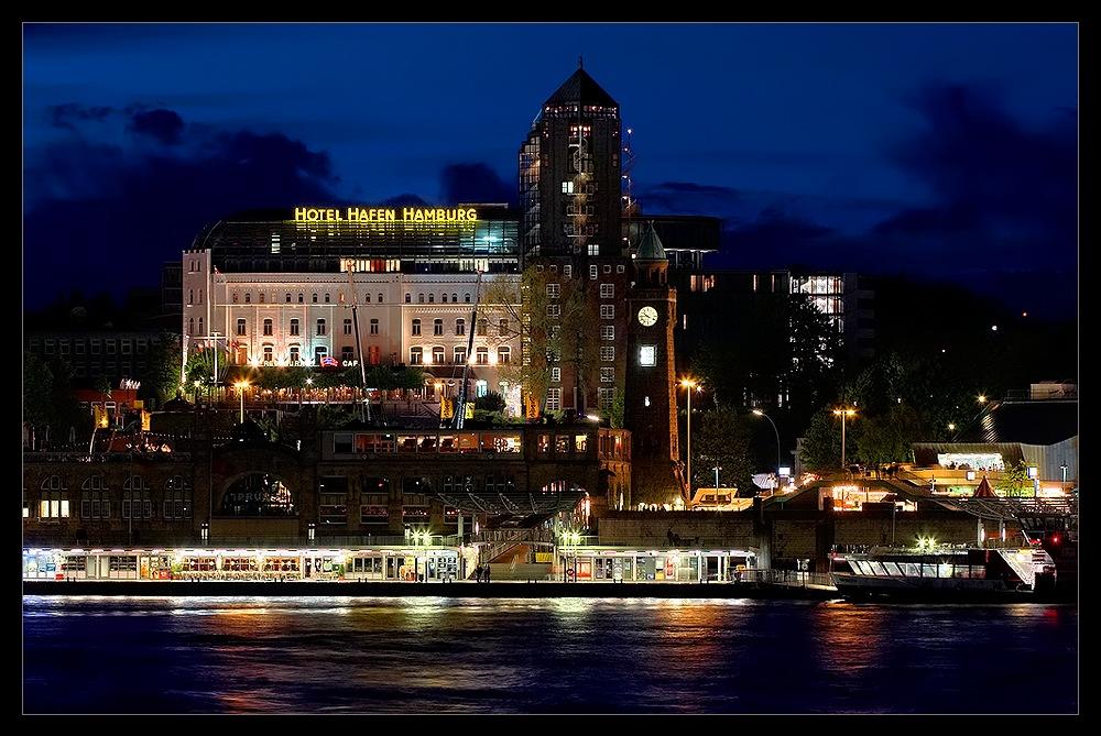 Hotel Bridge Hamburg