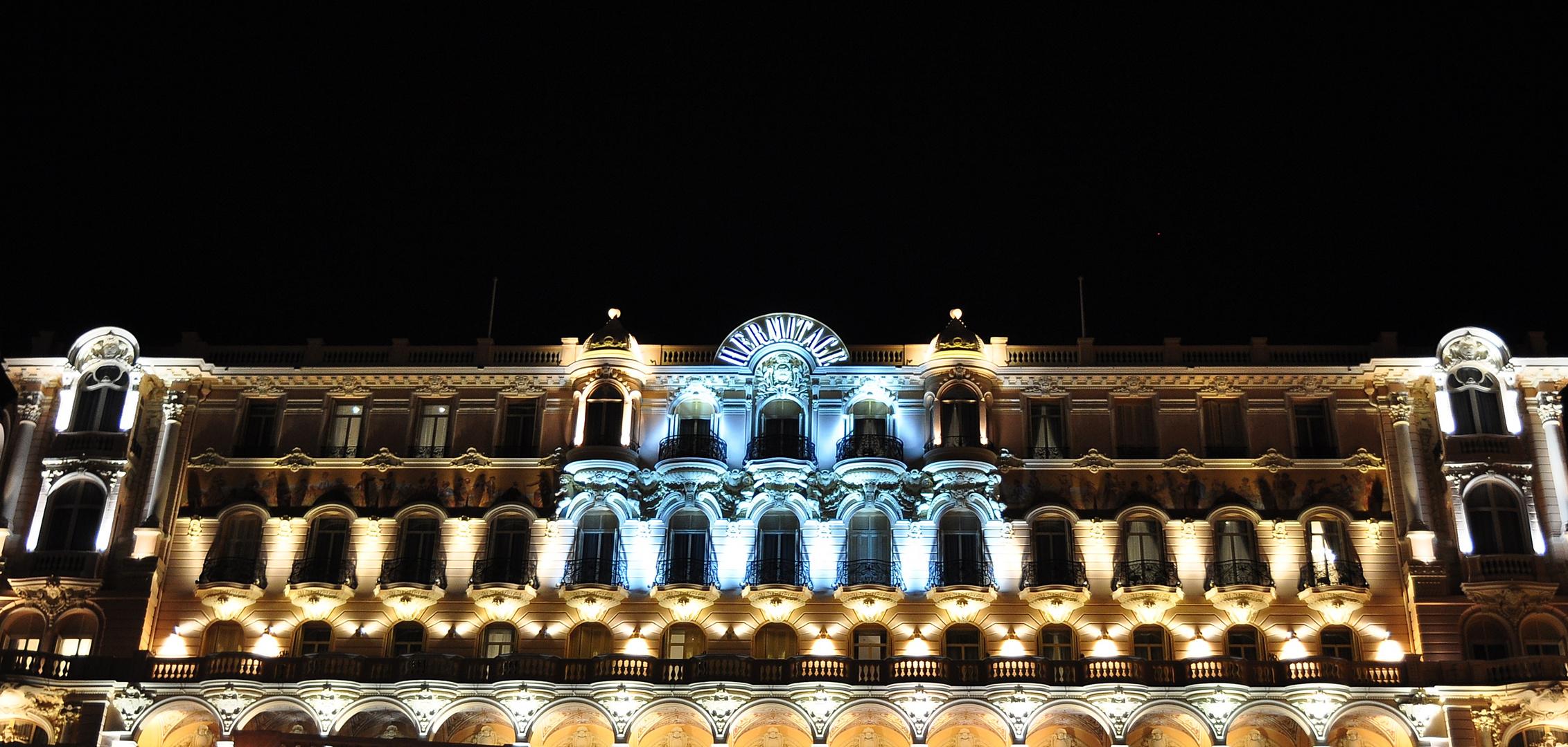 Hotel Hermitage, Monaco