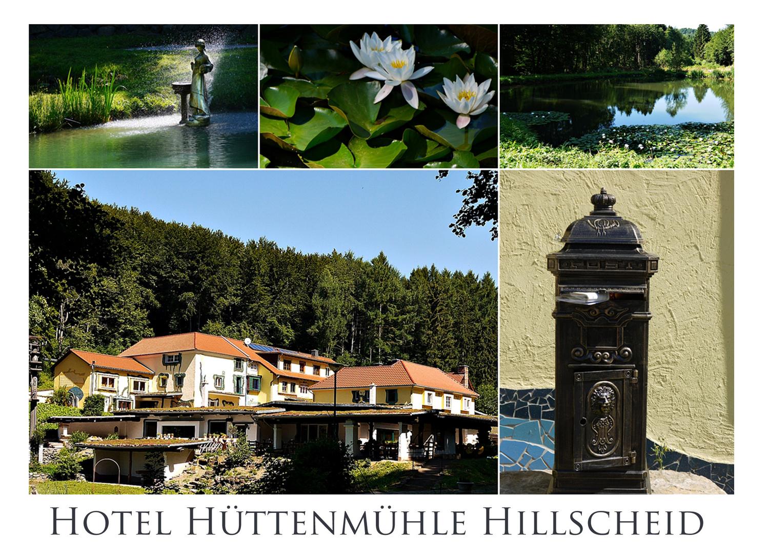 Hotel Hüttenmühle