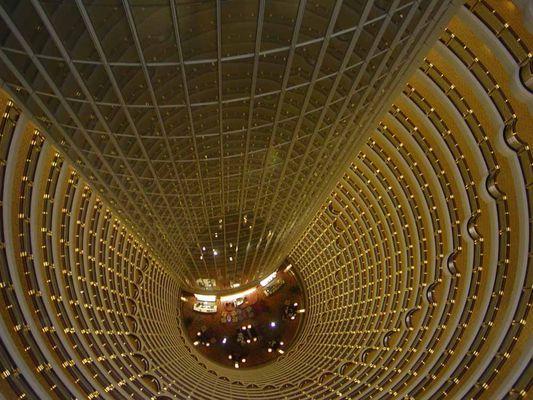 Hotel im Jinmao Tower
