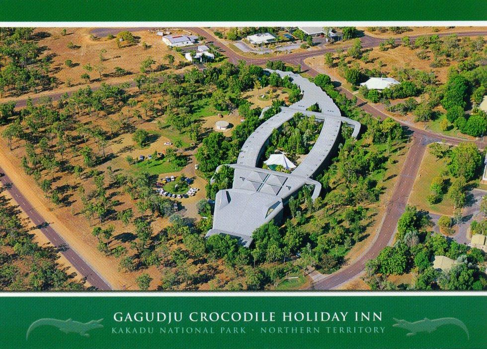 Hotel im Kakadu NP