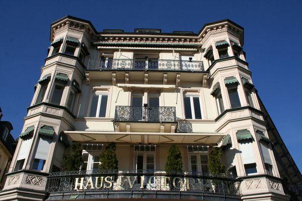 Hotel in Baden Baden