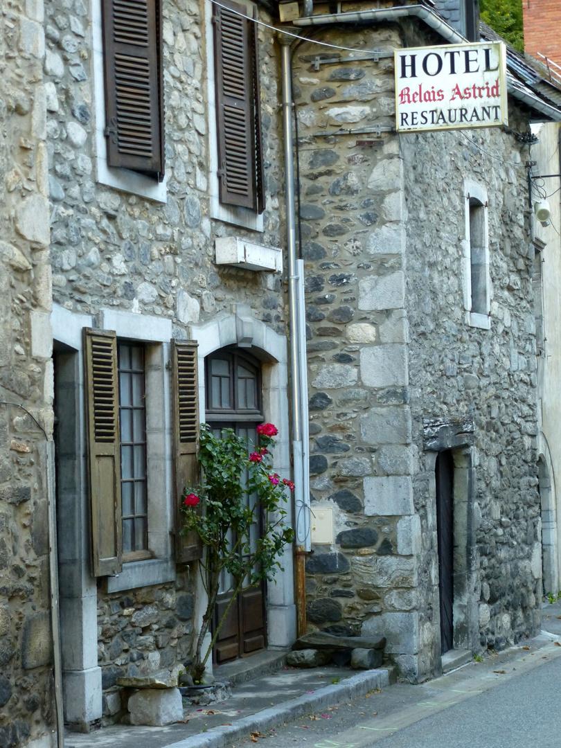 Hotel in Etsaut, Frankreich