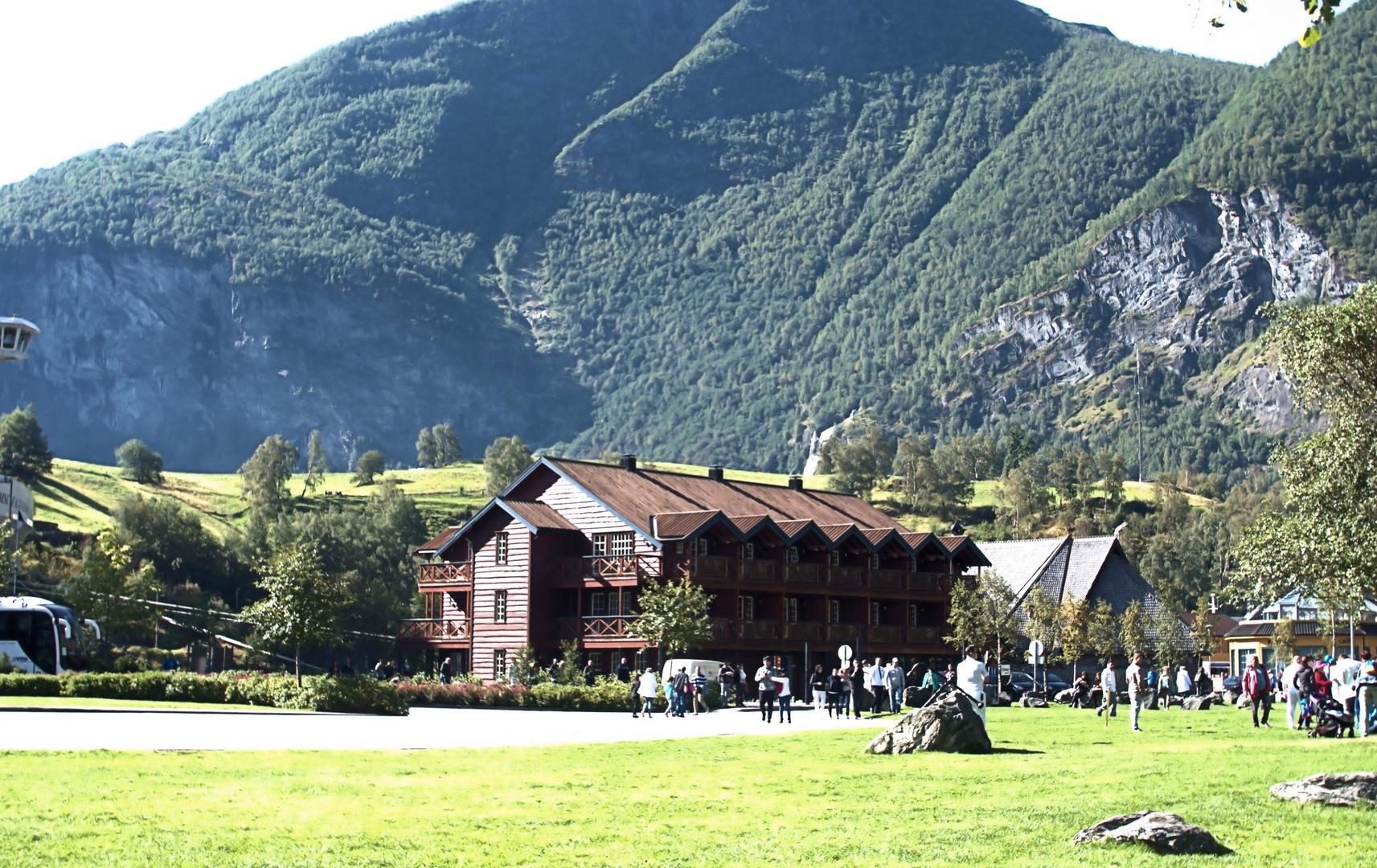 Hotel in Flam  (  Norwegen  )