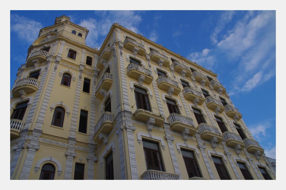 Hotel in Havanna