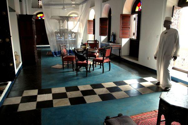 Hotel in Stone Town, Sansibar