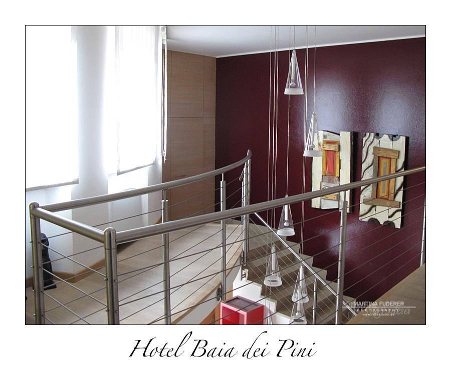 Hotel-Innenaufnahmen III