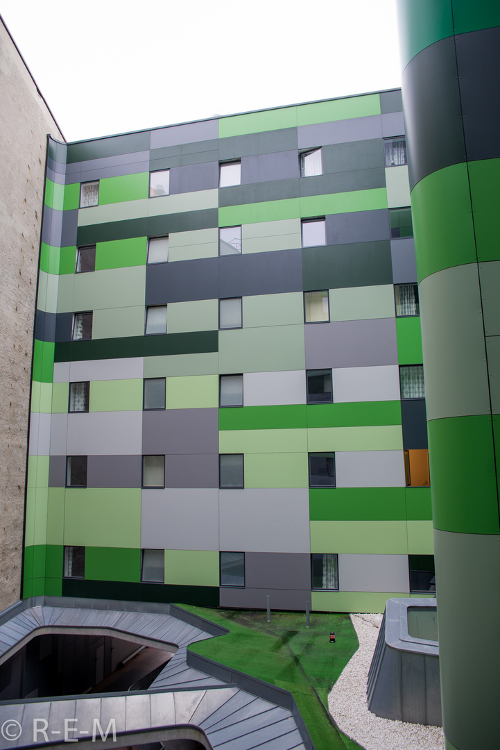 Hotel Innenhof