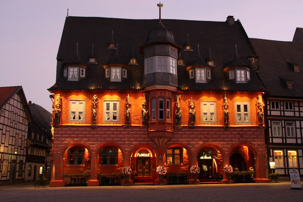 Hotel Kaiserworth, Goslar