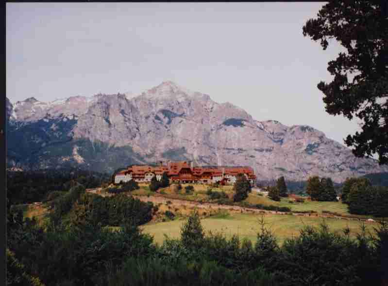 Hotel Llao Llao - Bariloche - Río Negro - Argentina