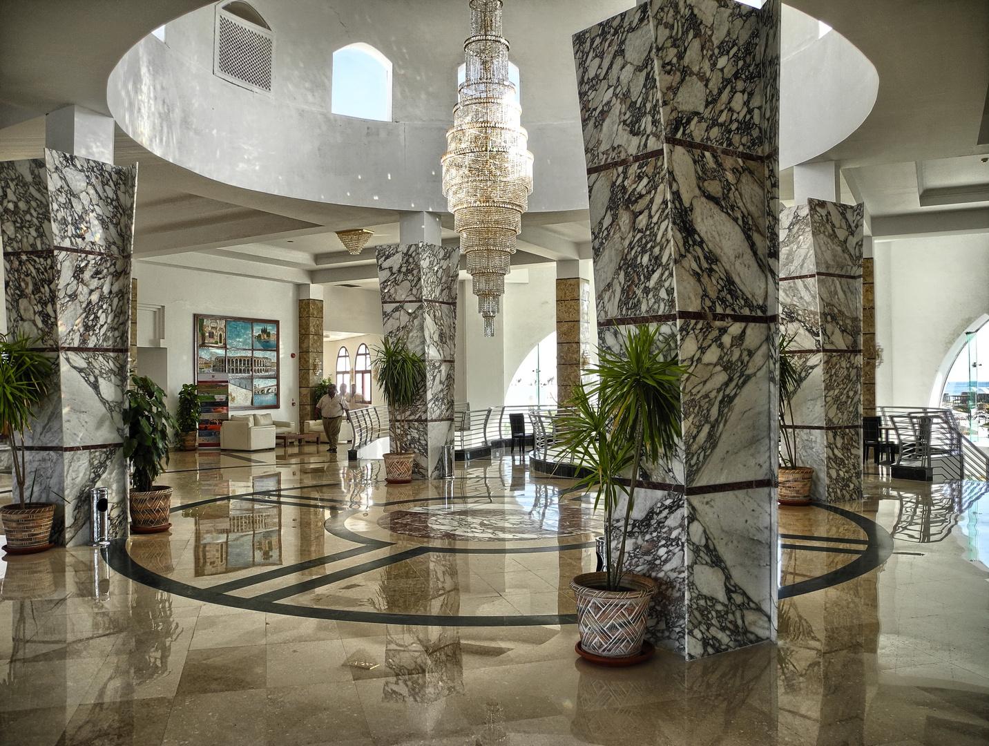Hotel Lobby Gorgonia Beach Marsa Alam