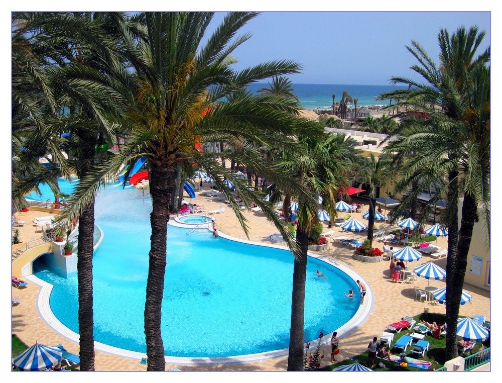 "Hotel ""Marabout"" in Sousse"