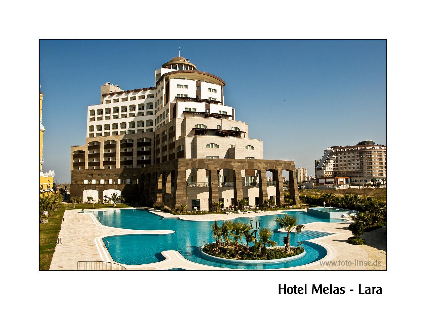 Hotel Melas -Lara