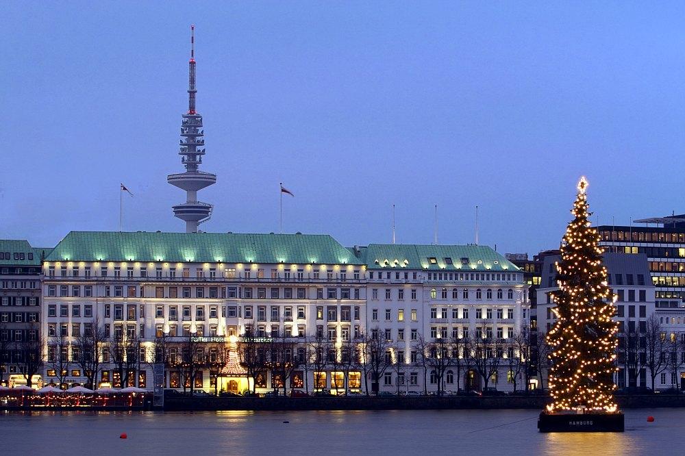 ****** Hotel mit Alsterblick