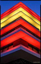 Hotel multicolor