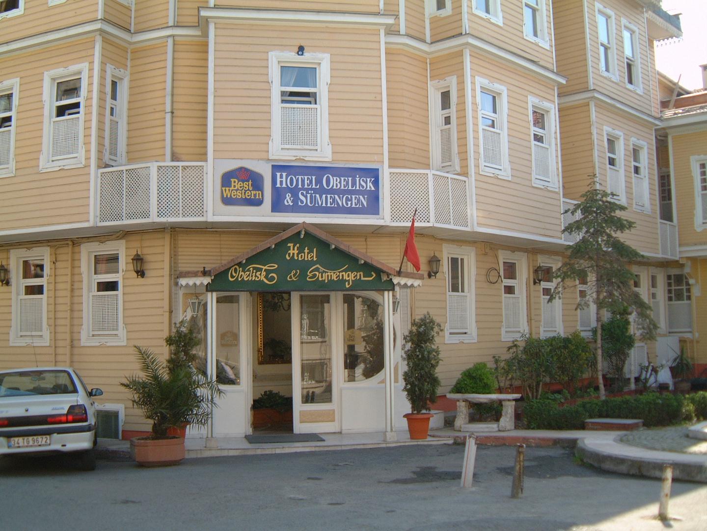 Hotel Obelisk & Sümengen in Sultanahmet Area of Istanbul