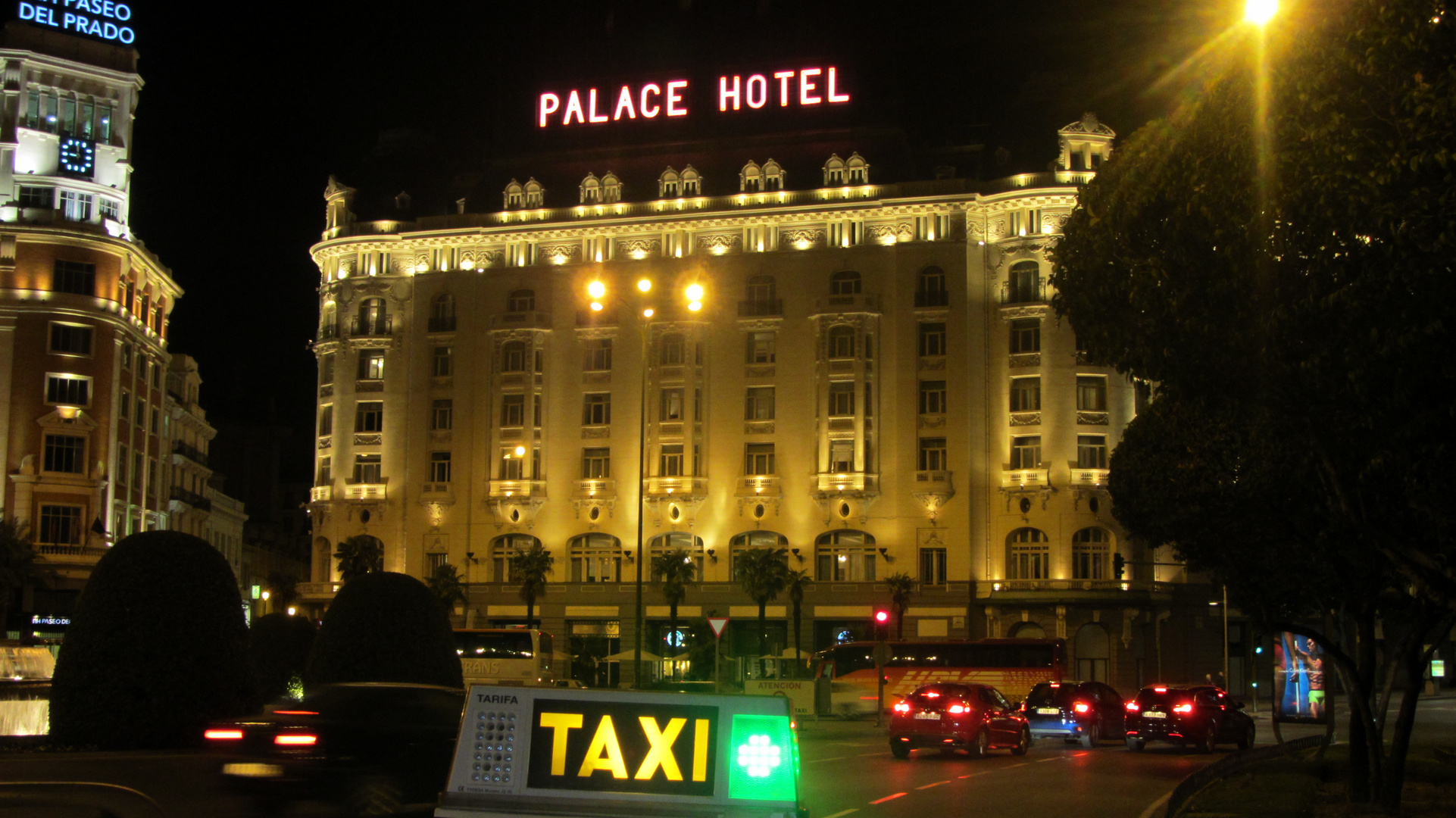 Hotel Palace, Madrid