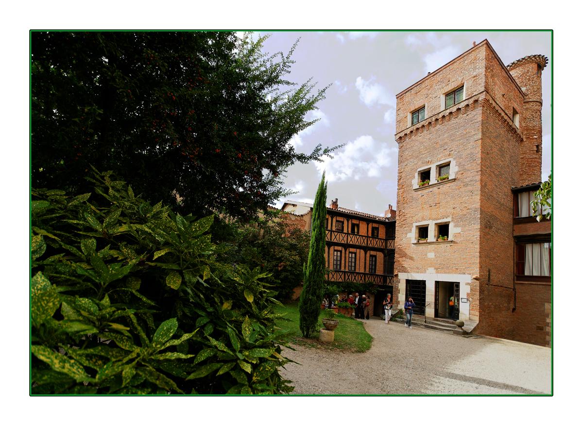 Hotel particulier à Albi