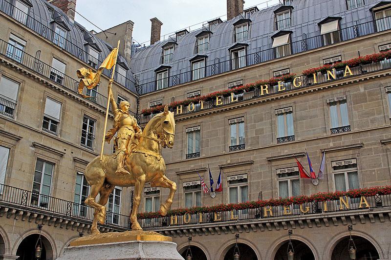 Hotel Régina Paris