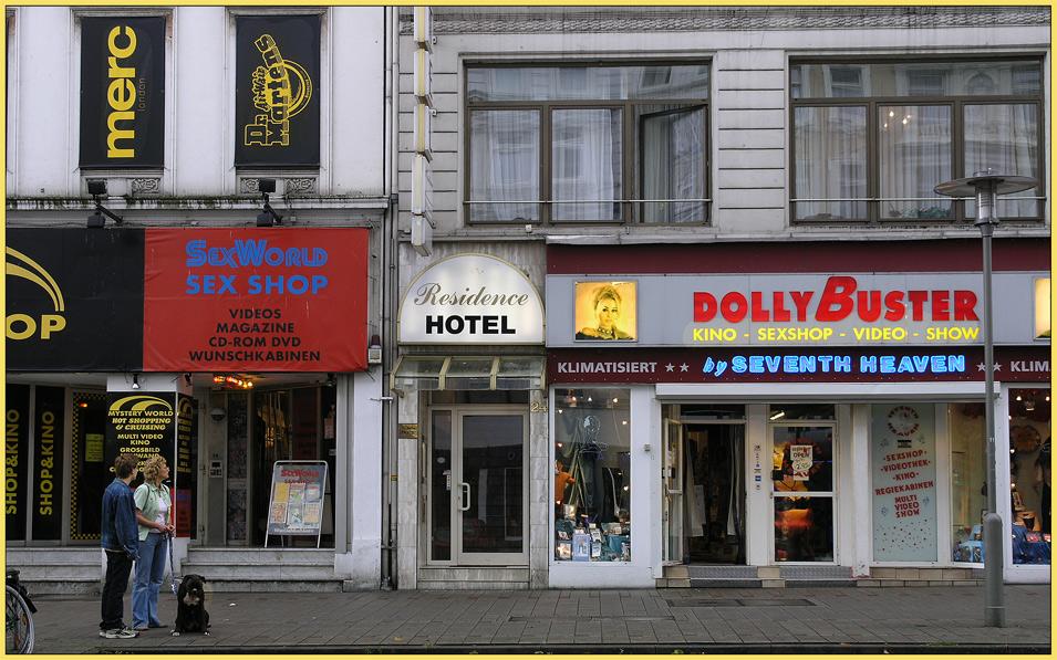 "- Hotel ""Residence"" - Haus der kurzen Wege"