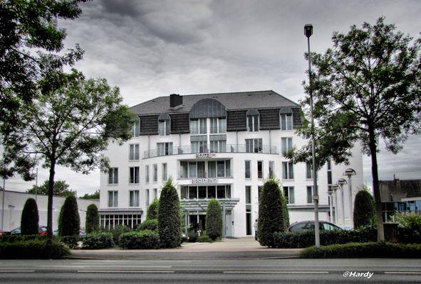 Hotel Residenz in Bocholt!
