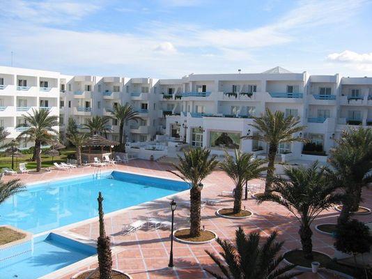 Hotel Rosa Beach Skanes-Monastir