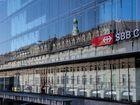 Hotel Schweizerhof gespiegelt