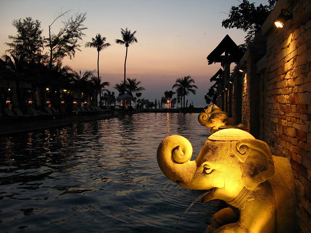 Hotel Seaview in Khao Lak
