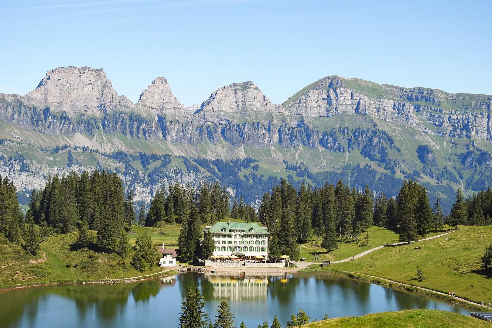 Hotel Seebenalp