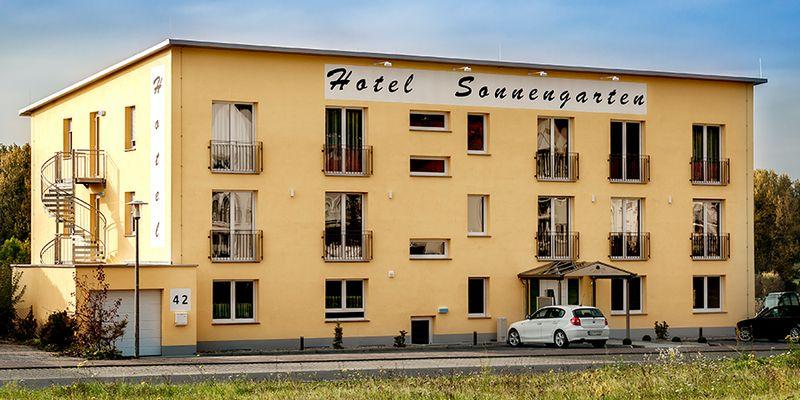 Hotel Sonnengarten in Sommerhausen