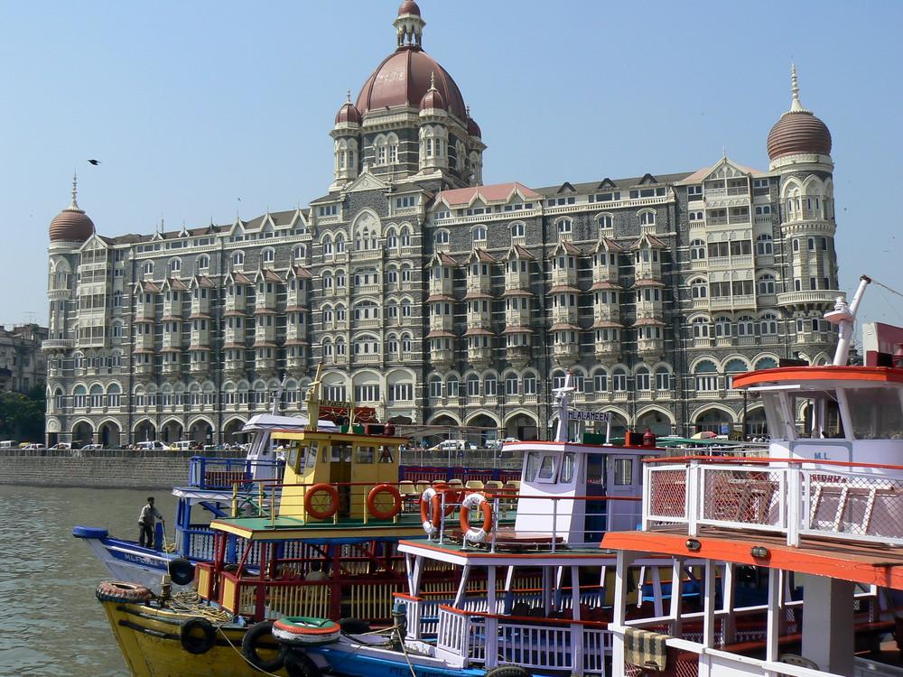 HOTEL TAJ avant l'attentat