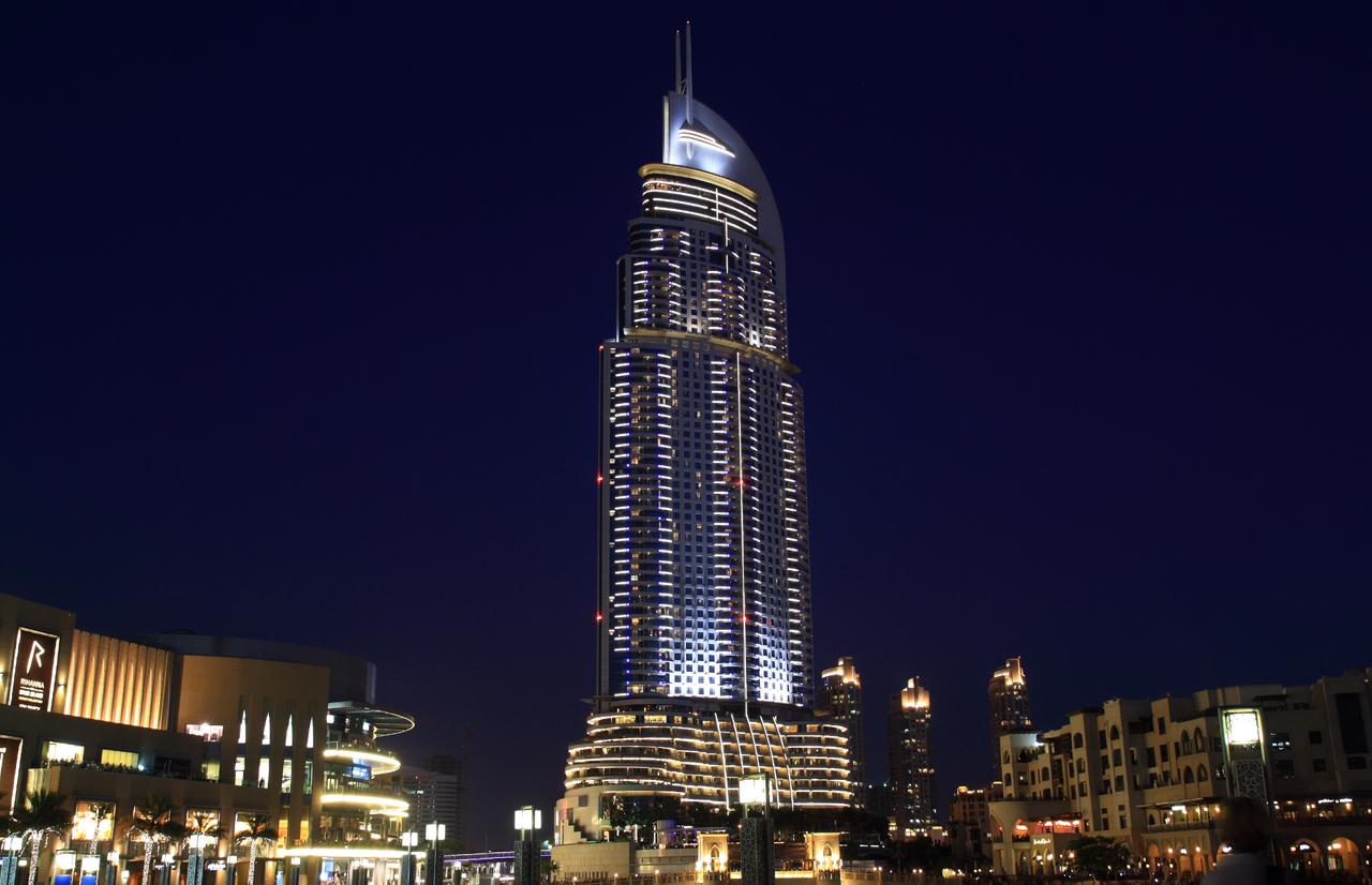 Hotel The Address Dubai